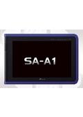 周波数分析 オクターブ分析 FFT分析 多機能計測システム SA-A1 表紙画像