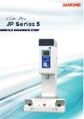 エレクトロプレス JPシリーズ5両手押しスイッチ仕様:蛇の目ミシン工業