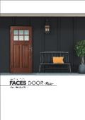 木質系断熱 玄関ドア FACES DOOR -Rise-(フェイズ ドア -ライズ-) 表紙画像