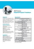 圧力トランスデューサ| 35CP シリーズ