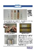 『水性固形塗料(リップスティックタイプ)』カタログ