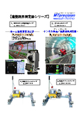 建築限界測定器シリーズ『LDM200A/300A』