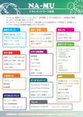 ドキュメントワーク支援(NA-MU業務概要) 表紙画像