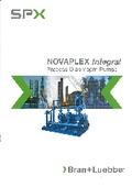 SPXブランリューベポンプ(NOVAPLEX)