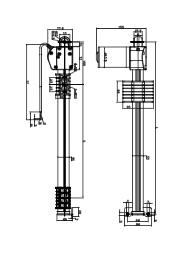 電動アクチュエータ『803型』 スタンダード図面 表紙画像