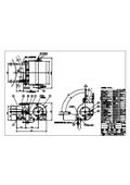 バネ付き蝶番『YKバランサー S-90 標準型』組立図 表紙画像