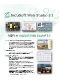 InduSoft Web Studio(IWS)v8.1 機能詳細説明カタログ
