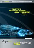 3DCADデータの修正、3Dプリンタデータの最適化を実現「4D ADDITIVE」