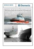 船舶機関室用ミストエリミネータグリル