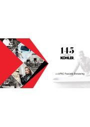 KOHLER 2018 New Product - Faucet & Showering(英語版) 表紙画像