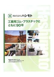 株式会社ハシモト 会社案内 表紙画像