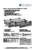 DN2.65x - 16channel 16bit generatorNETBOX up to 125 MS/s データシート 表紙画像