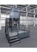 粉末成形機 OSTERWALDER AG社製 OPP2000