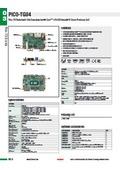 PICO ITX規格 産業用CPUボード【PICO-TGU4】