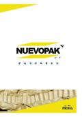 『NUEVOPAK 紙緩衝材製造機』カタログ