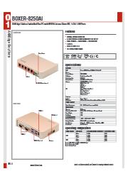 AIエッジ向け産業用PC【BOXER-8250AI】 表紙画像