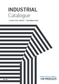 製造現場向け製品カタログ『INDUSTRIAL CATALOGUE』 表紙画像