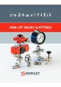 【ダイジェスト版】HAM-LET 配管部品の総合カタログ※継手・バルブなど