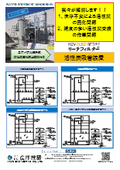 『活性炭吸着装置 リーチフィルター 代表的最終処分場処理フロー例』