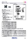 透過型フォトセンサ 防塵タイプ KI5774 表紙画像