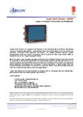 Argon社 ミリタリーグレードのディスプレイ ASD50 表紙画像