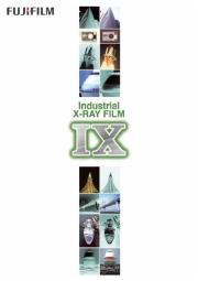 工業用X-レイフィルム 表紙画像