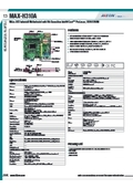 MicroATX規格産業用マザーボード【MAX-H310A】 表紙画像