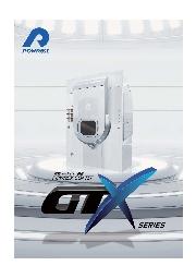 錠剤コーティング 『GTX-S/SCシリーズ』 表紙画像