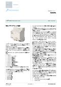 【KNX通信】IPゲートウェイ KNX/BACnet N143