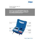 医療用ガス品質検査用検知管セット『Dräger MultiTest med.Int.』 表紙画像
