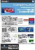 3次元CAD『ThinkDesign』Compensator 表紙画像