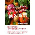 【食品メーカー様必見!】食品工場でよく使われるステンレス容器と納入事例 表紙画像