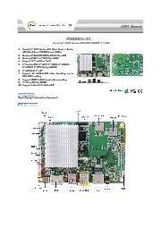 Jetway 3.5インチシングルボードコンピュータ【JR3399XL-2C】 表紙画像