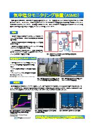 【循環ミキシング方式】気中塩分モニタリング装置『ASMD』 表紙画像
