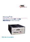 【MAC社】渦流探傷器『MiniMac55』 表紙画像