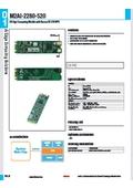 AIアクセラレータボードKL520搭載M2AI-2280-520