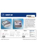 輸送環境記録計『SAVER AM』 ※英語版カタログ