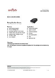 ロータリポジションセンサ 汎用タイプ SV01シリーズ 表紙画像