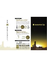 acexma Eco(エスマエコ)Z金物用ねじ/CLT対応ねじ 表紙画像