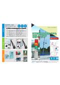 施工領域安全監視システム【3Dバリア】 表紙画像