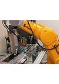 【導入事例】精密な歳差組立工程のロボット自動化 表紙画像