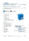 クローズドループ マルチレンジ直流電流センサー LKSRシリーズ