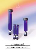 圧縮空気フィルター『CLEARPOINT』