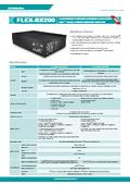 小型PC IEI FLEX-BX200-C246 製品カタログ