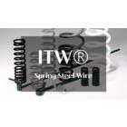 高強度ばね用鋼線「ITW(R)」 表紙画像