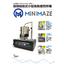 容器回転式小型高粘度撹拌機☆MINIMAZE 表紙画像