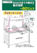 電機機器「ガス循環精製装置&グローブボックス」 表紙画像