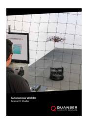 Autonomous vehicle(自律走行車)スタジオセットカタログ 表紙画像