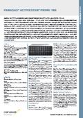 PANASAS ACTIVESTOR PRIME 100データシート 表紙画像