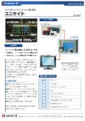 PLCのディスプレイモニター表示装置 ユニサイト